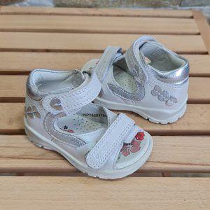 ECCO Baby Hide & Seek Open Toe Sandals